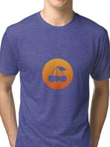 Summertime: Fruit 2 Tri-blend T-Shirt