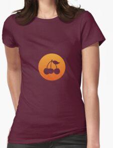 Summertime: Fruit 2 Womens Fitted T-Shirt