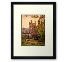 Chester Cathedral Framed Print