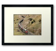 Model Railroading 2 Framed Print