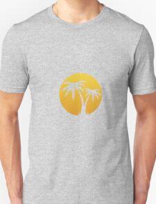 Summertime: Palm Tree T-Shirt