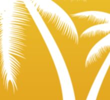 Summertime: Palm Tree Sticker