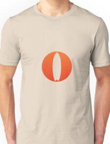 Summertime: Surfboard Unisex T-Shirt