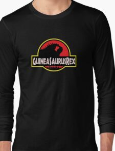 Guineasaurusrex Long Sleeve T-Shirt