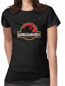 Guineasaurusrex Womens Fitted T-Shirt