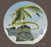 Dragon of Clouds T-Shirt
