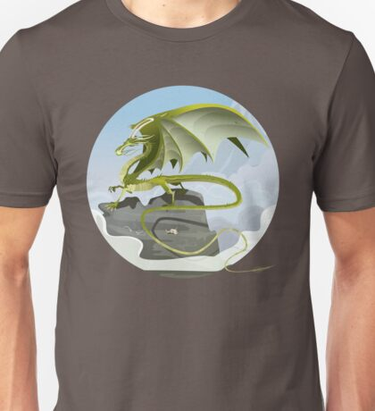 Dragon of Clouds Unisex T-Shirt