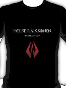 House Raikkonen T-Shirt