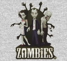 Zombies by JackBQuick