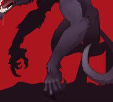 Big Bad Wolf Sticker