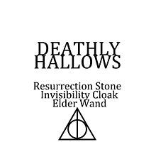 Deathly Hallows by ChristieRose