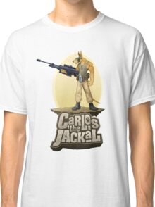 Carlos the Jackal Classic T-Shirt