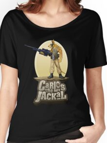 Carlos the Jackal Women's Relaxed Fit T-Shirt