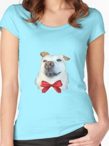 It's a Cocoa Christmas Women's Fitted Scoop T-Shirt