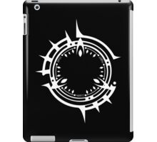 Jibril's Halo - No Glow iPad Case/Skin