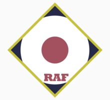 RAF Shipping Placard by W4rnings
