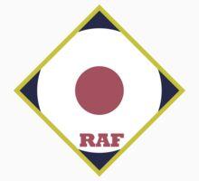 RAF Shipping Placard by W4rnings
