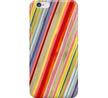 Funky pinstripe Iphone Case iPhone Case/Skin