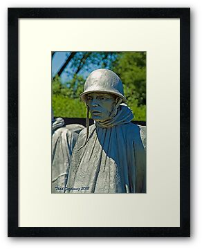 Korean War memorial by Thad Zajdowicz