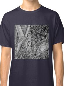 Tangled trees in the rainforest Classic T-Shirt