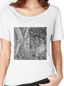 Tangled trees in the rainforest Women's Relaxed Fit T-Shirt