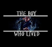 The Boy Who Lived by ChristieRose