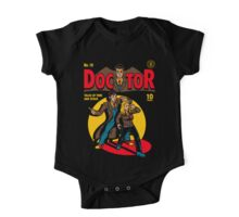 Doctor Comic Kids Clothes