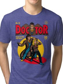 Doctor Comic Tri-blend T-Shirt