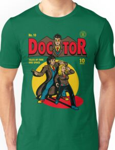 Doctor Comic Unisex T-Shirt