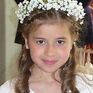 The Flower Girl by Fara