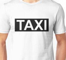 Taxi-Cabbie Unisex T-Shirt