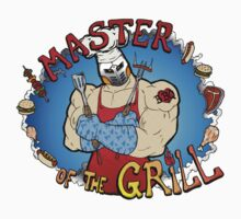 Master Of The Grill by Skree