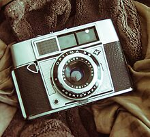 Agfa Optima II S by Jake Kauffman