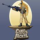 Carlos the Jackal by JackBQuick