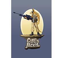 Carlos the Jackal Photographic Print