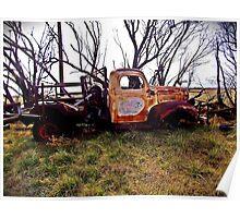 Tow Truck , Abilene, TX Poster