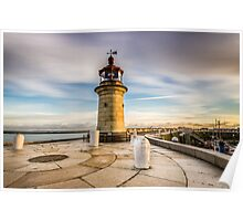 Ramsgate Lighthouse Poster