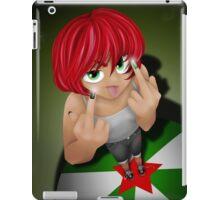 Stinky Fingers iPad Case/Skin