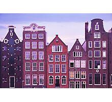 Amsterdam 4 Photographic Print