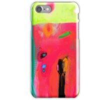 Summer holiday iPhone Case/Skin