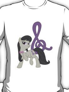 Octavia with cutie mark T-Shirt