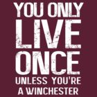 YOU ONLY LIVE SEVERAL TIMES by nimbusnought