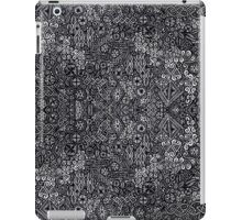 Intricate hand-drawn pattern iPad Case/Skin