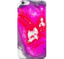 Pink and red phoenix iPhone Case/Skin
