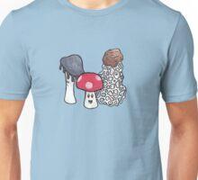 Mushroom Trio Unisex T-Shirt