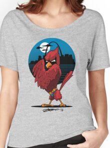 Fredbird the Dark Knight Women's Relaxed Fit T-Shirt