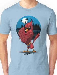 Fredbird the Dark Knight Unisex T-Shirt