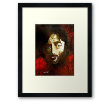 Man From Nazareth Framed Print