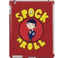 Spock 'N Roll iPad Case/Skin