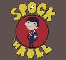 Spock 'N Roll by K9Design